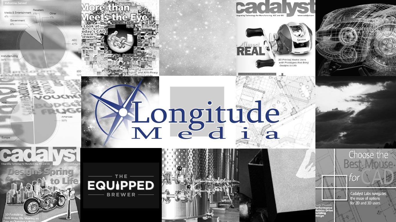 Longitude Media B2B Marketing